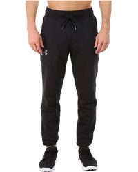 Under Armour - Rival Cotton Jogger - Lyst