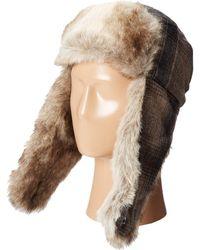 e63e0d915a1 Lyst - Woolrich Vintage Wool Blend Aviator for Men