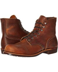 "Red Wing - 6"" Iron Ranger Lug - Lyst"