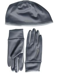 Nike - Run Thermal Hat And Gloves Set - Lyst