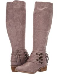 Not Rated - Lexi (black) Women's Boots - Lyst