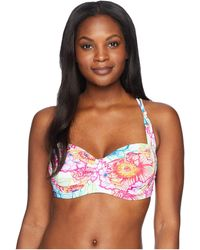 Bleu Rod Beattie - Sling X Back Molded D-cup Underwire - Lyst