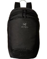 Arc'teryx - Index 15 Backpack (black) Backpack Bags - Lyst