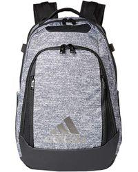 048d4ed7590 adidas - 5-star Team Backpack (collegiate Navy) Backpack Bags - Lyst