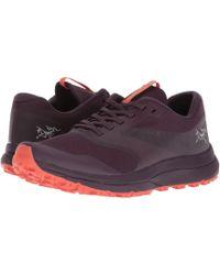 Arc'teryx - Norvan Ld (purple Reign/autumn Coral) Women's Shoes - Lyst