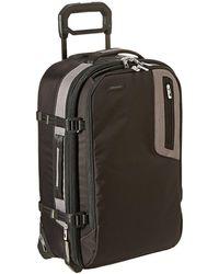 Briggs & Riley - Brx - Explore Domestic Upright (black) Pullman Luggage - Lyst
