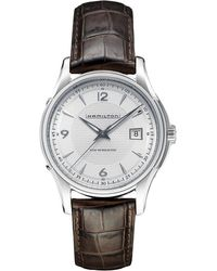 Hamilton - Jazzmaster Viewmatic - H32515555 (silver) Watches - Lyst
