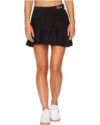 Fila - Lauryn Tennis Skirt (navy) Women's Skirt - Lyst