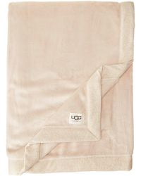 UGG - Duffield Throw (black Bear Heather) Sheets Bedding - Lyst