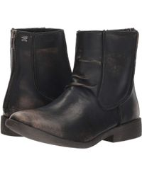 Lyst - Billabong Nico Ankle Bootie in Natural - Save 45.945945945945944% 56d263ccd863