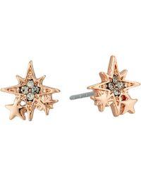 Rebecca Minkoff - Stargazing Stud Earrings - Lyst