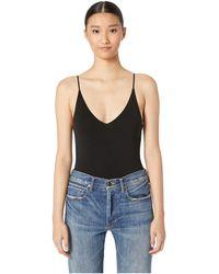 14f6c365d04 Skin - Narcissa Bodysuit (black) Women s Jumpsuit   Rompers One Piece - Lyst