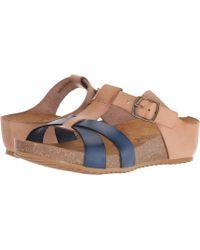 Cordani - Malone (brown/blue Leather) Women's Sandals - Lyst