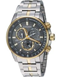 Citizen - At4124-51h Eco-drive - Lyst