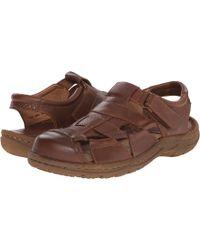 Born - Cabot Ii (walnut Full Grain Leather) Men's Shoes - Lyst