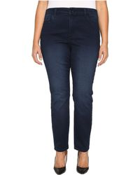 NYDJ   Plus Size Alina Legging Jeans In Super Sculpting Denim In Norwell Wash   Lyst