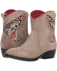 Laredo - Flutter (taupe) Cowboy Boots - Lyst