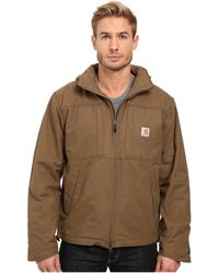 Carhartt - Full Swing Cryder Jacket (canyon Brown) Men's Coat - Lyst