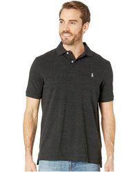 Polo Ralph Lauren - Classic Fit Polo (worth Navy Heather) Men's Clothing - Lyst