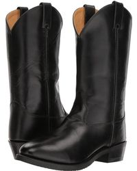 Old West Boots - Uniform Boot - Lyst