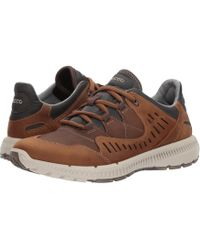 Ecco - Terrawalk (camel/cocoa Brown) Women's Walking Shoes - Lyst