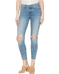 Lucky Brand - Mid Rise Ava Legging Jean In Highland Haven - Lyst