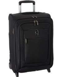 Delsey - Hyperglide Expandable 2-wheel Carry-on (black) Carry On Luggage - Lyst