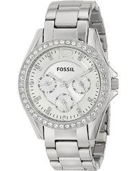 Fossil - Riley - Es3202 - Lyst