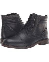 Steve Madden - Trentin (black) Men's Shoes - Lyst
