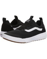 e630cb690293 Vans - Ultrarange Rapidweld  18 (black black) Skate Shoes - Lyst