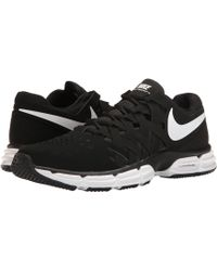 a1f1b2be9fff Lyst - Nike Fs Lite Run 4 Black white anthracite Running Shoe 9.5 ...