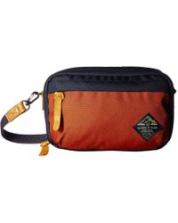 United By Blue - Pass Crossbody (olive) Cross Body Handbags - Lyst