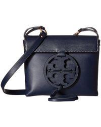Tory Burch - Miller Crossbody (black) Cross Body Handbags - Lyst
