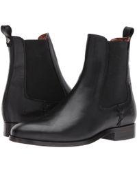 Frye - Melissa Chelsea (slate) Women's Pull-on Boots - Lyst