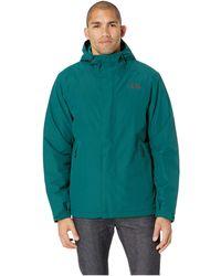 92e8b8287781 The North Face - Inlux Insulated Jacket (tnf Medium Grey Heather) Men s  Coat -