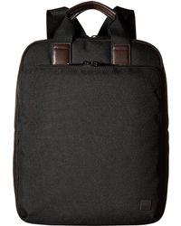 Knomo - Brompton James Tote Backpack (charcoal) Backpack Bags - Lyst