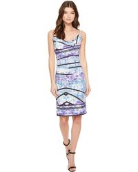 Nicole Miller - Carly Dress - Lyst