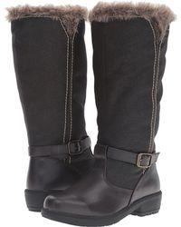 Tundra Boots - Mai (black) Women's Boots - Lyst