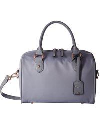 Lipault - Plume Avenue Bowling Small Bag (night Blue) Bags - Lyst