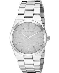 Michael Kors - Mk6626 - Channing (silver) Watches - Lyst