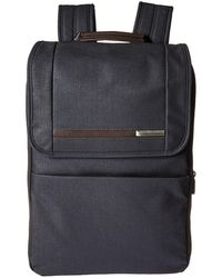 Briggs & Riley - Kinzie Street - Flapover Expandable Backpack - Lyst