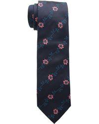 Etro - 8cm Floral Tie (navy) Ties - Lyst