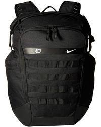 Nike - Kd Trey 5 Backpack (black/black/white) Backpack Bags - Lyst