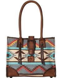 STS Ranchwear - Serape Belt Bag (tornado Brown/serape) Handbags - Lyst