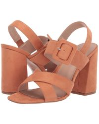 051296e16327 BCBGeneration - Tiffany Dream (toasted Apricot) Women s Dress Sandals - Lyst