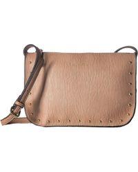 Calvin Klein - Novelty Studded Crossbody (pale Rose) Cross Body Handbags - Lyst