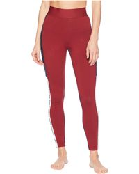adidas - Sport Id Tights (noble Maroon/legend Ink/white) Women's Casual Pants - Lyst