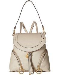 See By Chloé - Olga Medium Backpack (caramello) Backpack Bags - Lyst