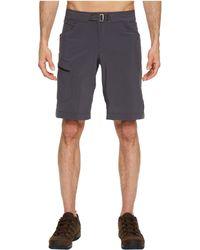 Arc'teryx - Lefroy Shorts (janus) Men's Shorts - Lyst