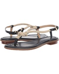 378031746b93 MICHAEL Michael Kors - Holly Sandal (admiral Rope nappa) Women s Sandals -  Lyst